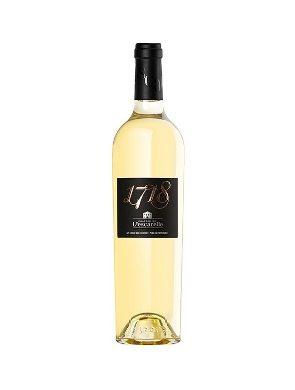 Escarelle cuvée 1718 blanc